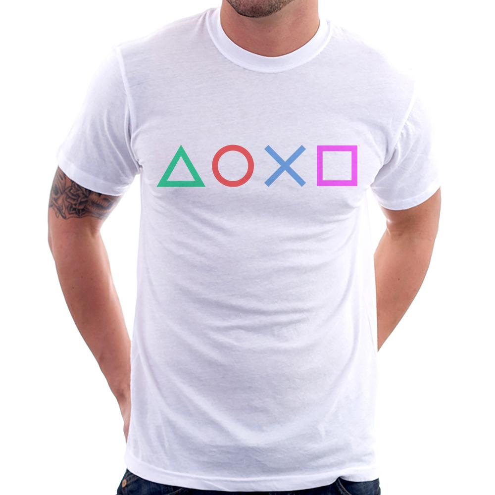 Camiseta Playstation AOXO