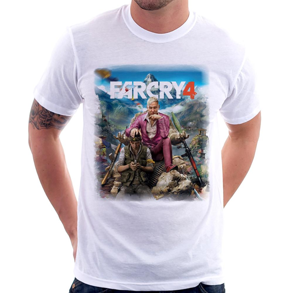 Camiseta Far Cry 4
