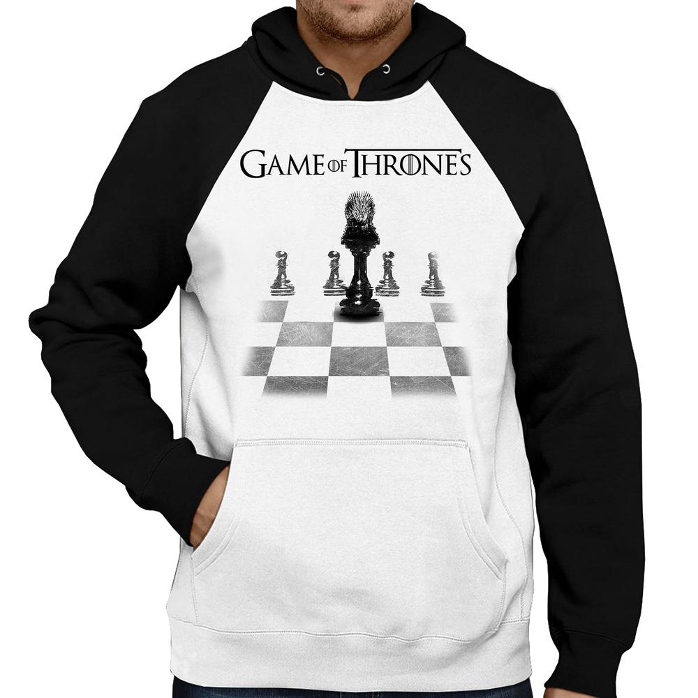 180f31dbcc511 Moletom Game of Thrones Chess