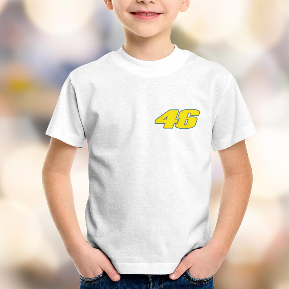 Camiseta Infantil 46 The Doctor