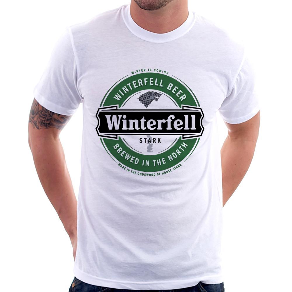 Camiseta Game of Thrones Heineken Winterfell
