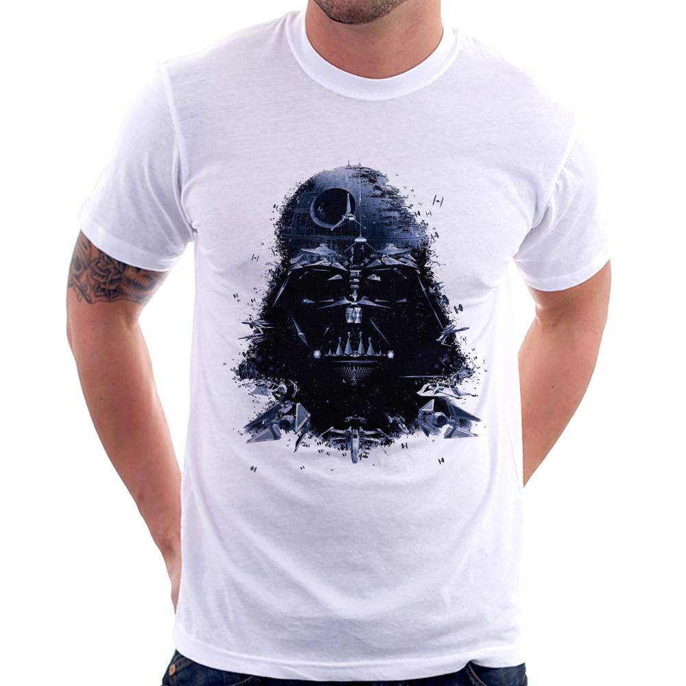 Camiseta Star Wars Darth Vader Head