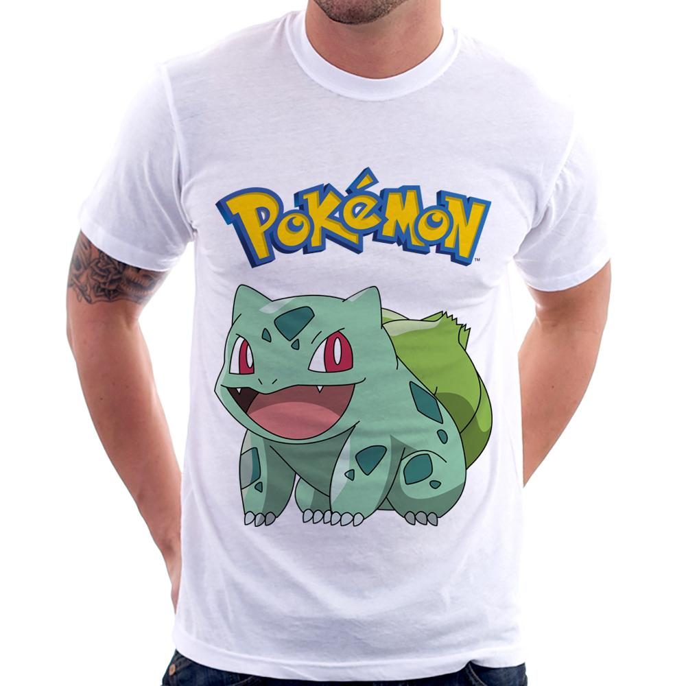 Camiseta Pokémon Bulbasaur