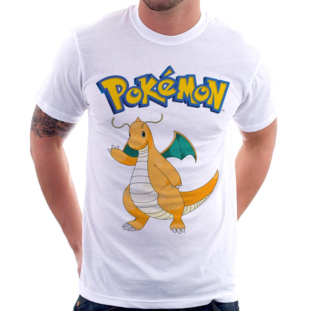 Camiseta Pokémon Dragonite