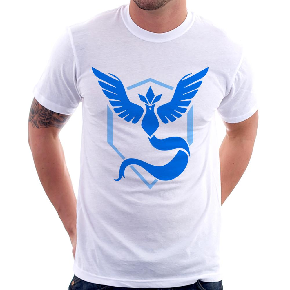 Camiseta Pokémon Go Team Mystic