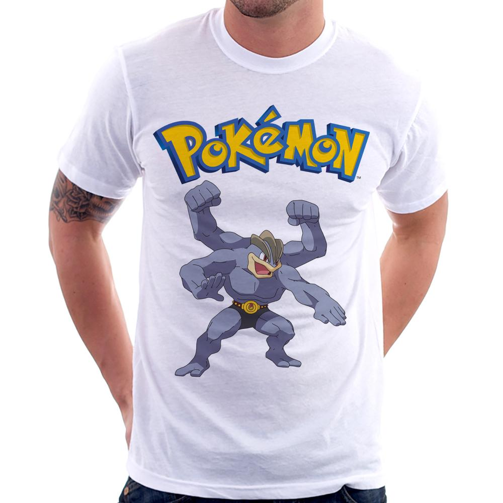 Camiseta Pokémon Machamp