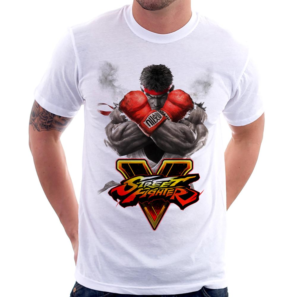 Camiseta Street Fighter V