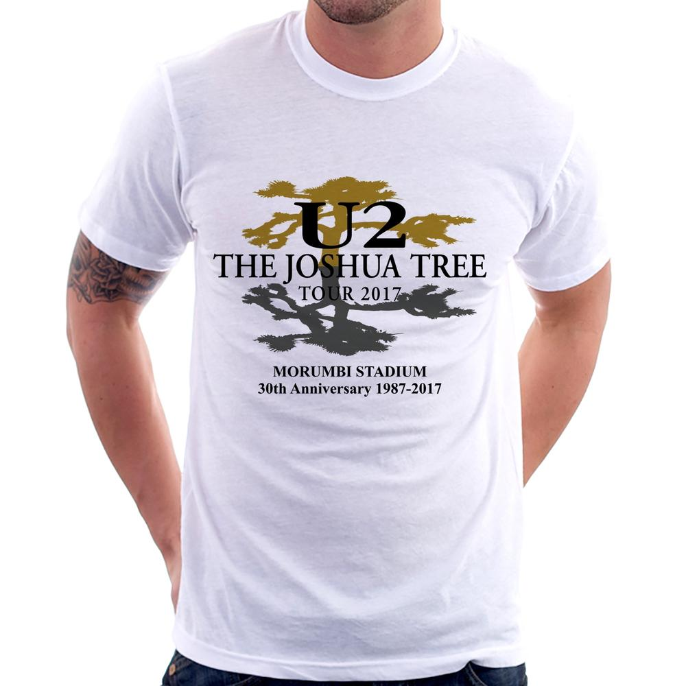Camiseta U2 The Joshua Tree Tour