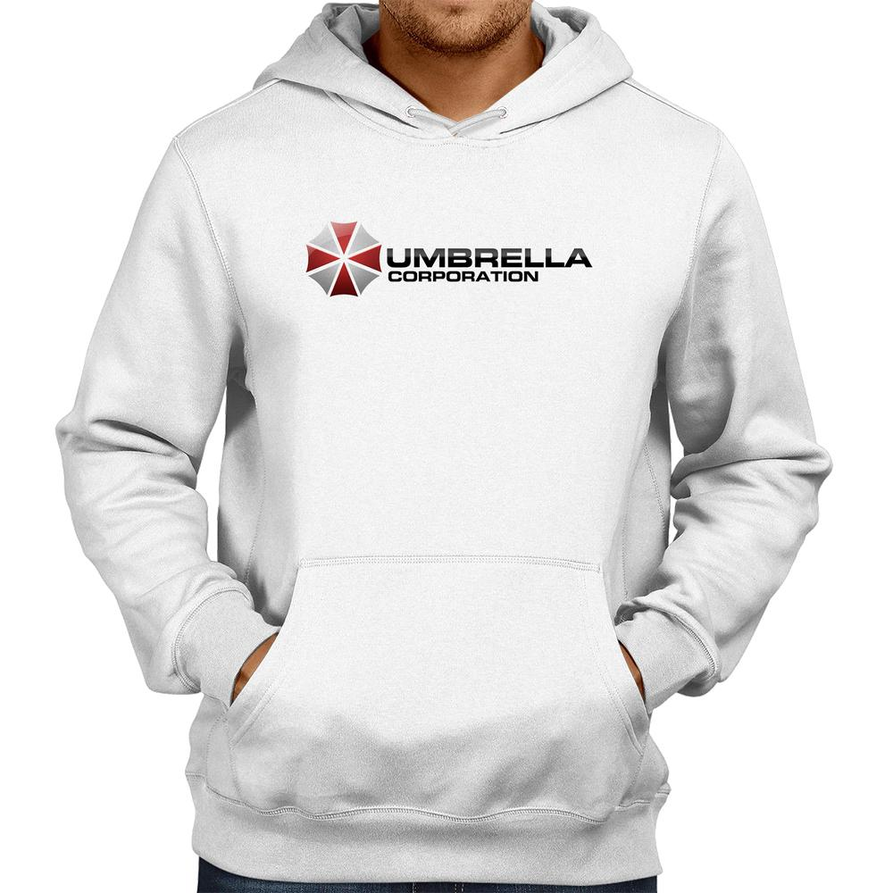 e759119fa ... Moletom Umbrella Corporation Resident Evil - Branco ...
