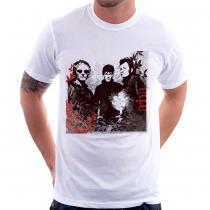 Camiseta A-ha Analogue